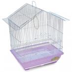 Клетка 1601Z для птиц, цинк, 345*260*440мм
