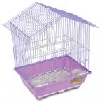 Клетка 2101Z для птиц, цинк, 300*230*390мм