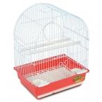 Клетка 1000 для птиц, эмаль, 300*230*390мм