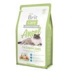 Корм Brit Care Angel Delighted Senior для пожилых кошек, с курицей и рисом, 2 кг