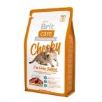 Корм Brit Care Cheeky Outdoor для активных кошек уличного содержания, с олениной и рисом, 2 кг
