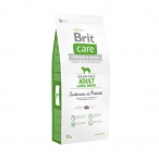 Корм Brit Care Adult Large Breed Salmon&Potato (беззерновой) для собак крупных пород, 12 кг