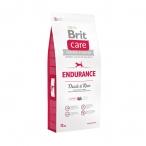 Корм Brit Care Endurance для активных собак, утка с рисом, 12 кг