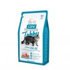 Корм Brit Care Cat Tobby Large Cat (беззерновой) для кошек крупных пород, с уткой и курицей, 2 кг