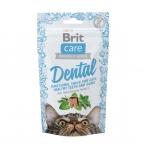 Лакомство Brit Care Dental для очистки зубов, 50 г