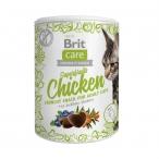 Лакомство Brit Care Superfruits Chicken с курицей, 100 г