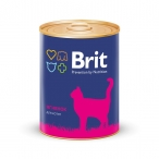 Корм Brit Premium Lamb for Kitten (влажный) для котят, ягненок, 340 г