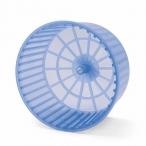 Имак колесо д/грызунов пластм. RUOTA CHIUSA, цвет салатовый, 15х10см (93996)