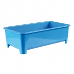 Имак ванна д/птиц BAGNO INTERNO, голубой, 13,2х7,3х4см (блистер) (94896B)