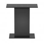 PRIMO 60/70, REKORD 600/700, KORALL подставка черная (Black) 60x31x62см без двери