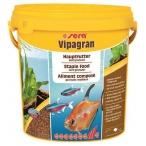 Сера Корм для рыб основной в гранулах VIPAGRAN 250 мл 80 г (S0202)
