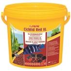 Сера Корм для цихлид крупных размеров CICHLID RED XL 10 л. 3,6 кг. (S0216)