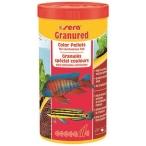 Сера Корм для цихлид плотоядных GRANURED 250 мл 135 г (улучшает окраску) (S0402)