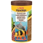 Сера Корм для сомов и донных рыб VIPACHIPS 250 мл 90 г (S0515)