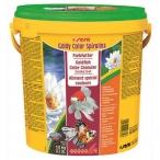 Сера Корм для золотых рыб в гранулах GOLDY Color Spirulina 100 мл 39 г (улучшает окраску) (S0881)