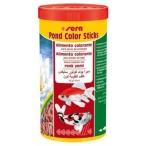 Сера Корм для прудовых рыб COLOR STICKS 10 л 1,5 кг (ведро) (S7159)