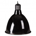 Repti-Zoo светильник 02RLLB глубокий, 200 Вт, d 216 мм