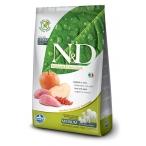 Корм Farmina N&D Boar & Apple Adult беззерновой для взрослых собак кабан с яблоком, 12 кг