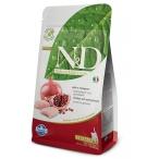 Корм Farmina N&D Chicken & Pomegranate Kitten беззерновой для котят с 2-х месяцев, 1,5 кг