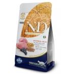 Корм Farmina N&D (Low Grain) Lamb & Blueberry Adult для кошек с низким содержанием зерна, ягненок с черникой, 1,5 кг