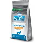 Корм Farmina Vet Life Hypoallergenic Fish & Potato для собак при пищевой аллергии и непереносимости, рыба и картофель, 12 кг