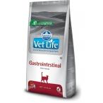 Корм Farmina Vet Life Gastrointestinal для кошек при заболеваниях ЖКТ, 2 кг