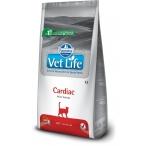 Корм Farmina Vet Life Cardiac для кошек при сердечно-сосудистых заболеваниях, 2 кг