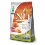 Корм Farmina N&D Pumpkin Boar & Apple Adult Medium/Maxi беззерновой для собак средних и крупных пород, кабан с яблоком и тыквой, 12 кг
