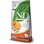 Корм Farmina N&D Fish & Orange Adult Maxi беззерновой для взрослых собак крупных пород рыба с апельсином, 12 кг