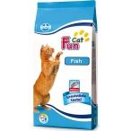 Корм Farmina Fun Cat Fish для взрослых кошек с рыбой, 20 кг