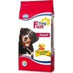 Корм Farmina Fun Dog Adult для взрослых собак с курицей, 10 кг