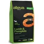 Корм Alleva Natural Adult Mini Lamb & Pumpkin для собак малых пород, ягненок и тыква, 2 кг