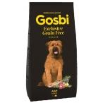 Корм Gosbi Grain Free Adult Maxi для собак крупных пород, беззерновой, 12 кг
