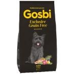 Корм Gosbi Grain Free Adult Mini для собак малых пород, беззерновой, 2 кг