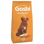 Корм Gosbi Exclusive Chicken Medium для собак средних пород, с курицей, 12 кг