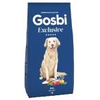 Корм Gosbi Exclusive Fish Adult для собак, с рыбой, 3 кг