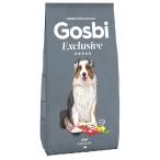 Корм Gosbi Exclusive Diet Medium для собак средних пород, склонных к избыточному весу, 12 кг
