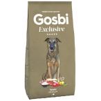 Корм Gosbi Exclusive Senior Medium для собак средних пород старше 7 лет, 12 кг