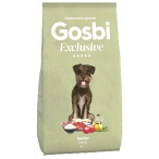 Корм Gosbi Exclusive Senior Mini для собак малых пород старше 7 лет, 7 кг