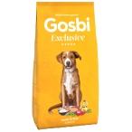 Корм Gosbi Exclusive Lamb & Fish Junior для щенков средних и крупных пород, ягненок и рыба, 3 кг