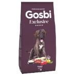 Корм Gosbi Exclusive Puppy Maxi для щенков крупных пород, 3 кг