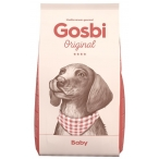 Корм Gosbi Original Baby Dog для щенков, 12 кг
