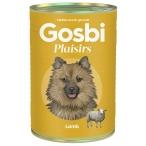 Корм Gosbi Plaisirs Lamb для собак, с ягненком, 400 г