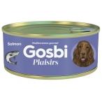 Корм Gosbi Plaisirs Salmon для собак, с лососем, 185 г