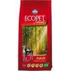 Корм Farmina Ecopet Natural Adult Maxi для взрослых собак крупных пород с курицей, 12 кг