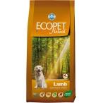 Корм Farmina Ecopet Natural Lamb Maxi для взрослых собак крупных пород, 12 кг