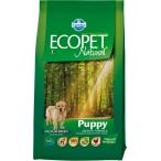 Корм Farmina Ecopet Natural Puppy для щенков всех пород с курицей, 12 кг