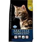 Корм Farmina Matisse Salmon & Tuna для взрослых кошек, лосось и тунец, 400 г