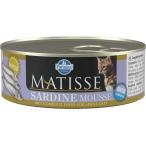 Корм Farmina Matisse Sardine Mousse (мусс) для кошек с сардиной, 85 г
