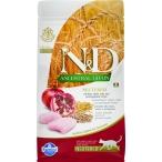 Корм Farmina N&D ANCESTRAL GRAIN Chicken & Pomegranate Neutered для стерилизованных кошек с низким содержанием зерна, курица с гранатом, 1,5 кг